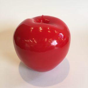 Bitossi Deko Kerze Apfel rot