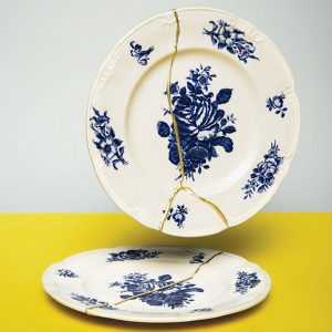 New Kintsugi repair kit Goldklebeset