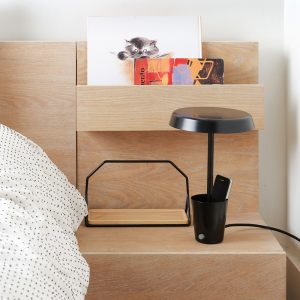 Umbra Shift Cup Lamp schwarz