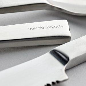 Besteck von Maarten Baas für Valerie Objects