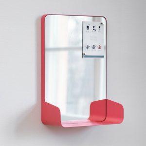 NakNak Shelf – magnetischer Spiegel mit Ablage