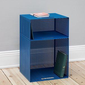 The Box aus Lochblech von NakNak für Authentics, groß