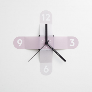 Sticker Clock by Good thing NY