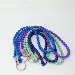 Ina Seifart Schlüsselanhänger lang – einfarbig
