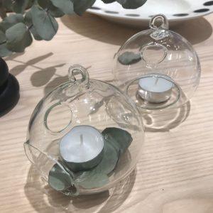 Windlicht von Serax aus Glas