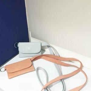 Nasire Micro Wallet aus Leder